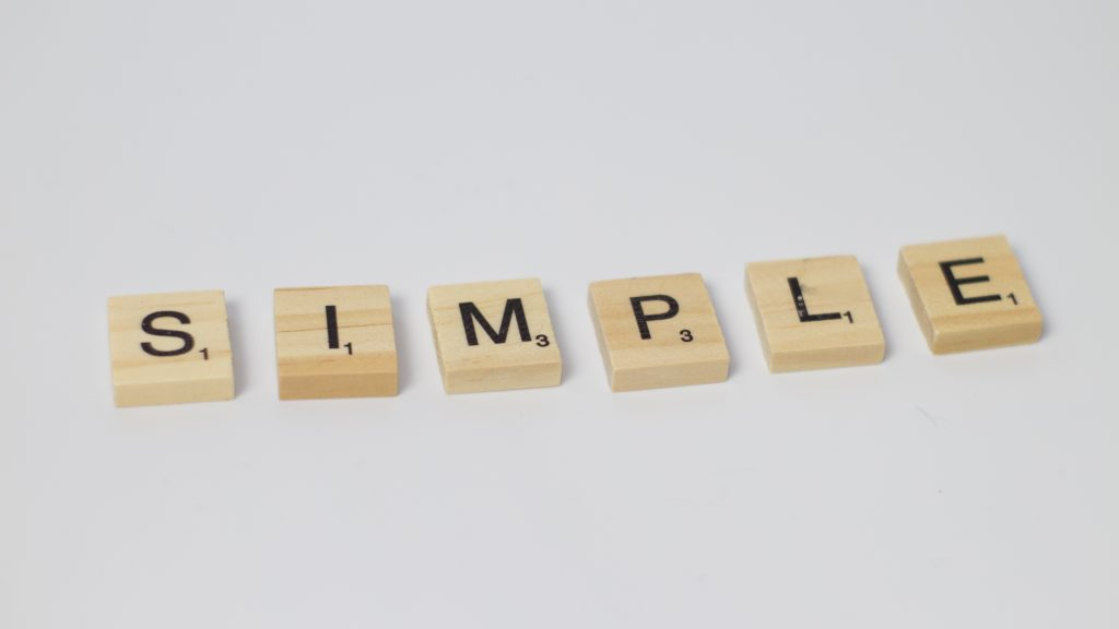 Read more about the article Simple investing isn't easy